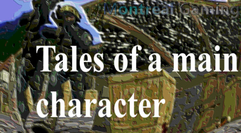 Tales of a main character