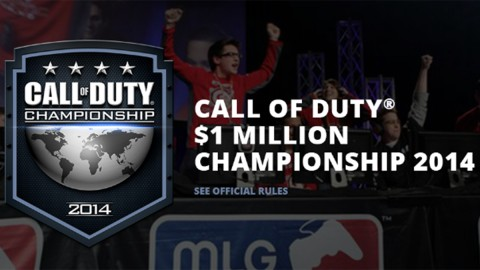 Call of Duty Championship 2014