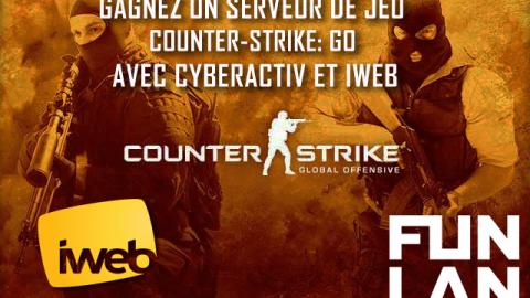 Gangnez un Serveur CS:GO – You could win a CS:GO server – 06/04/14