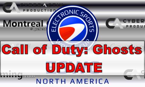 Update CoD – ESWC NA 2014