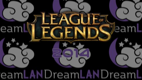 League of Legends @ DreamLAN 2014