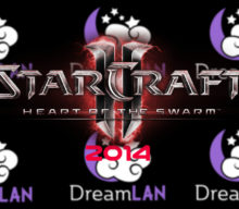 Starcraft 2 @ DreamLAN 2014