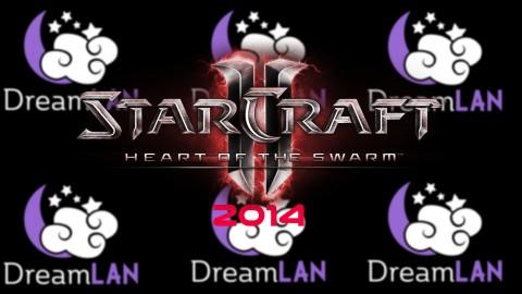 Starcraft 2 @ DreamLAN 2014