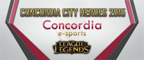 Concordia City Heroes 2015
