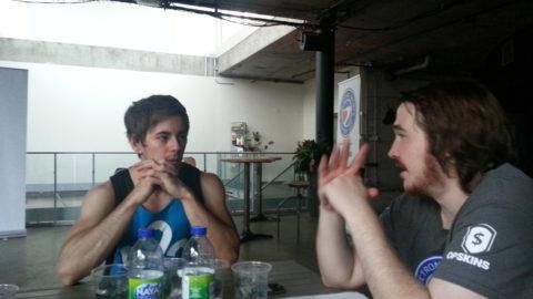 Entrevue avec Seang@res de Cloud 9