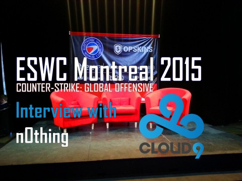 Entrevue avec n0thing de Cloud 9