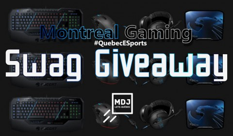 SWAG Giveaway!