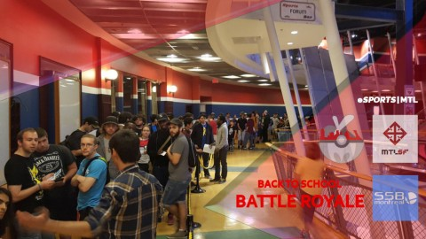 Back to School Battle Royale