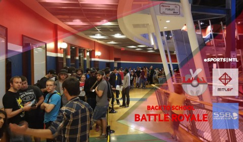 Back to School Battle Royale