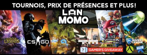 LAN Montmorency Automne 2015
