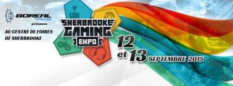 Gaming Expo de Sherbrooke
