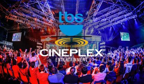 La monétisation de l'eSport: TBS et Cinéplex