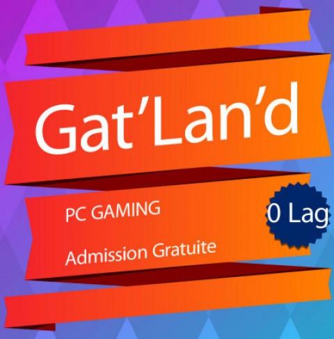 GAT'LAN 'D Printemps 2016