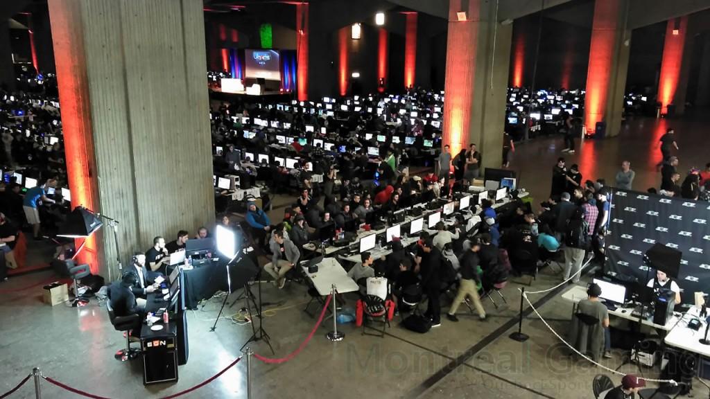 Montreal Gaming - LAN ETS 2016-3
