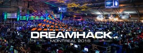 DreamHack Montreal 2016