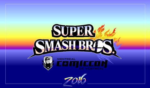 MTL Comiccon – Super Smash Bros. Wii U
