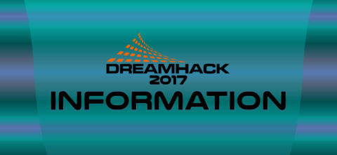 Dreamhack Montreal 2017: INFO