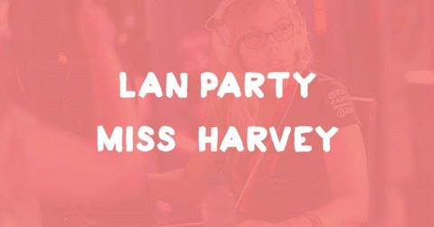 Geek night out du Festival LV3 – rencontre avec Miss Harvey