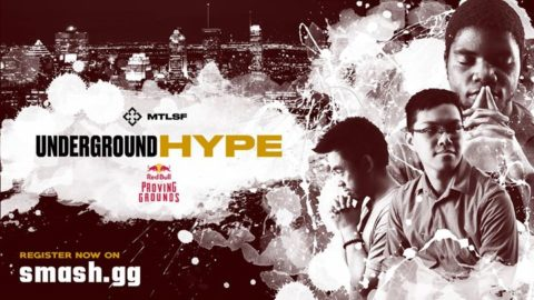 Red Bull Proving Grounds: MTLSF Underground Hype (Oct, 7th)