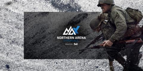 Northern Arena Showdown: COD WWII