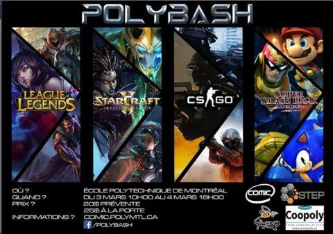 PolyBash XVIII