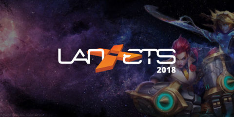LAN ETS 2018: League of Legends