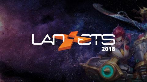 LAN ETS 2018: League of Legends