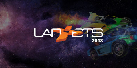 LAN ETS 2018: Rocket League