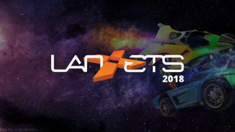 LAN ETS 2018: Rocket League