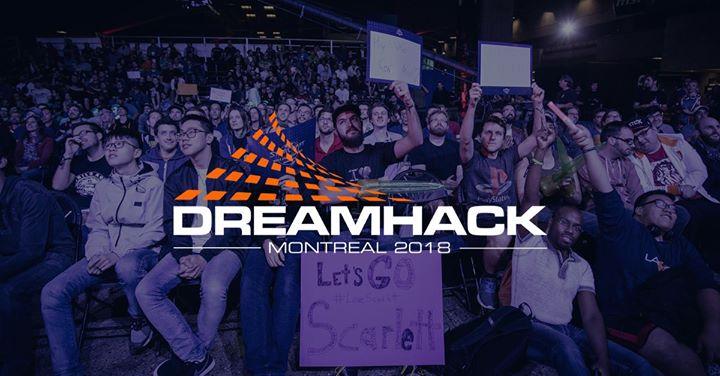 DreamHack Montreal 2018