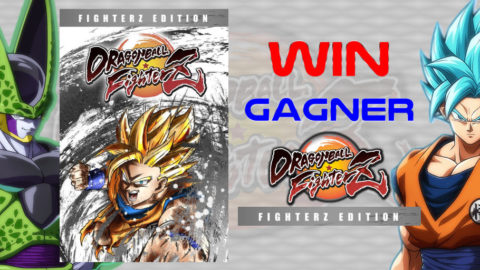 WIN / GAGNER – Dragonball FighterZ: FighterZ Edition