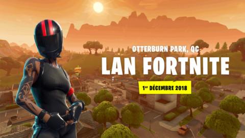 Événement Gaming présente : LAN Fortnite (PS4)