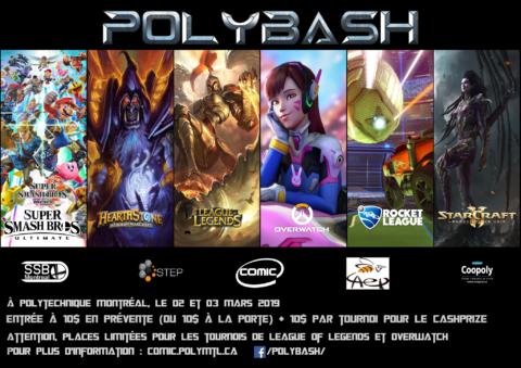 Polybash XIX