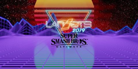 LAN ETS 2019 : Smash Ultimate