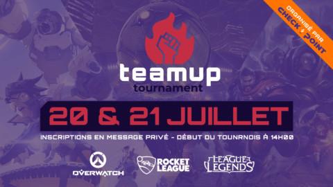 Teamup Tournament