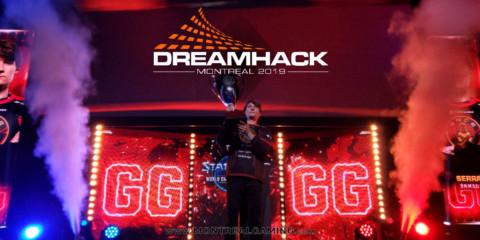 Dreamhack 2019: Starcraft 2